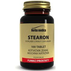 HerbaMedica Stearon 50g - prostata 100 tabliet