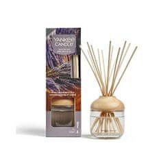 Yankee Candle Aroma difuzor posušena sivka in hrast 120 ml