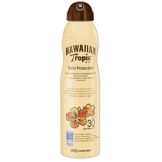 Hawaiian Tropic Spray przeciwsłoneczny SPF 30 Satin Protection (Spray) 220 ml