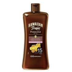 Hawaiian Tropic Olejek do opalania na sucho SPF 15 Hawaiian Tropic ( Protective Dry Oil) 100 ml