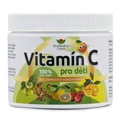 EkoMedica Czech Vitamín C pro děti 250 g