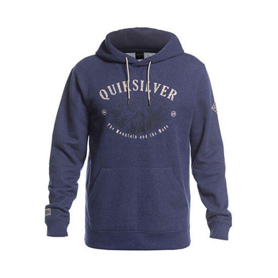 Quiksilver Bluza męska Big Logo Snow Hood ie EQYFT04121-BYJ0