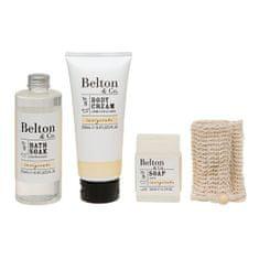 Belton & Co. Dárková sada tělové péče Invigorate No. 8