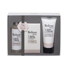 Belton & Co. Dárková sada tělové péče Indulge No. 14