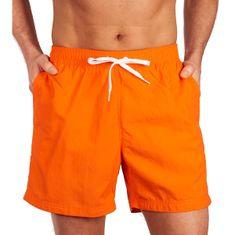 Tommy Hilfiger Moške plavalne kratke hlače Sf Medium Drawstring UM0UM01080 UM0UM01080 -SDS (Velikost S)