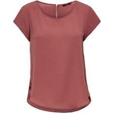 ONLY Ženska bluza ONLVIC 15142784 Apple Butter (Velikost 38)