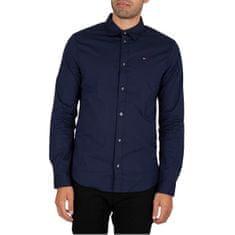 Tommy Hilfiger Pánska košeľa DM0DM04405-002 (Veľkosť XXL)