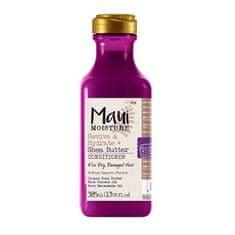 Maui oživující kondicioner + Shea Butter pro zničené vlasy 385 ml