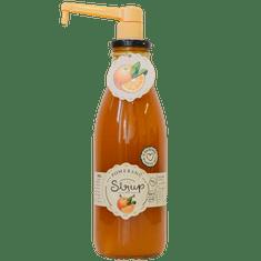 Slaskoukjidlu.cz Pomerančový sirup - tekuté ovoce v lahvi, 1000 ml, pomeranč