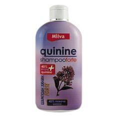 Milva Šampon chinin forte 200 ml Milva