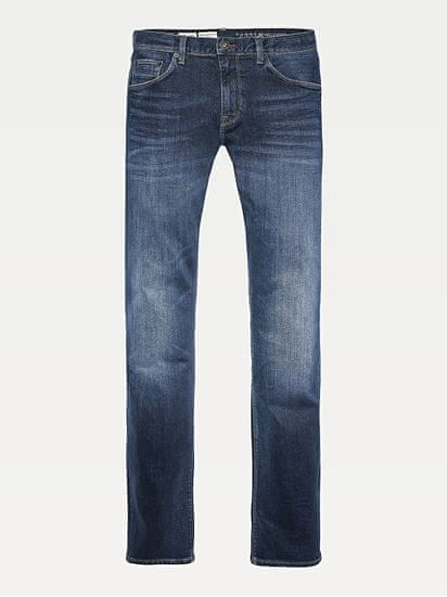 Tommy Hilfiger Férfi farmer Slim Fit MW0MW01753-919