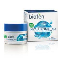 Denní krém proti vráskám Hyaluronic 3D (Antiwrinkle Day Cream) 50 ml