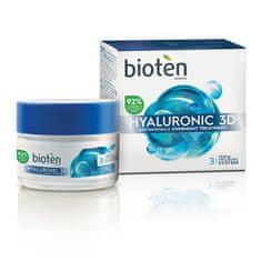 Noční krém proti vráskám Hyaluronic 3D (Antiwrinkle Overnight Treatment) 50 ml