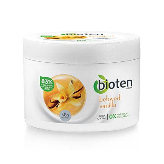 Bioten Hydratační tělový krém s vanilkou Beloved Vanilla (Body Cream) 250 ml