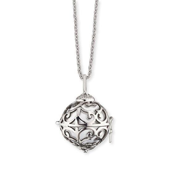 Engelsrufer Ezüst nyaklánc Angyal harang fehér csengővel ERN-ER-01-XS ezüst 925/1000