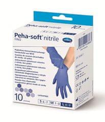 Hartmann Nitrilové bez latexové rukavice 10 ks (Veľkosť L)