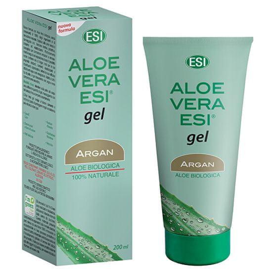 ESI Aloe Vera ESI gél s arganovým olejom 200 ml