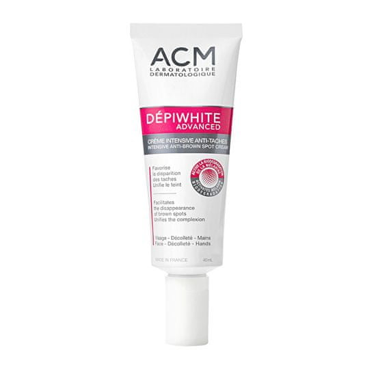 ACM Intenzivní krémové sérum proti pigmentovým skvrnám Dépiwhite Advanced (Depingmenting Cream) 40 ml