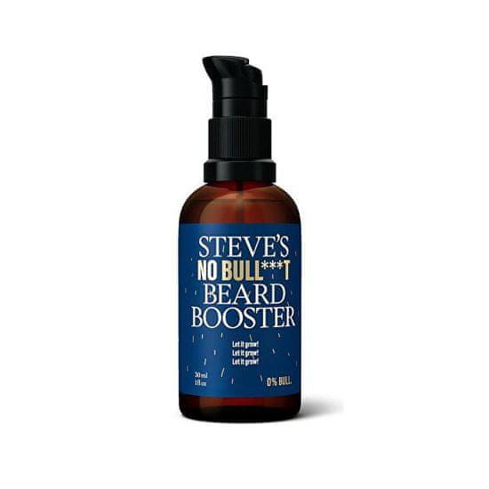 Prípravok na podporu rastu fúzov Steve`s Beard Booster 30 ml