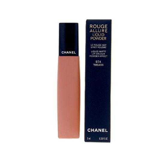 Chanel Rouge Allure prašek (Liquid Lips tic) 9 ml