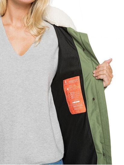 Roxy Ženska ogrevana jakna Ellie Plus Jk ERJJK03384-GQQ0