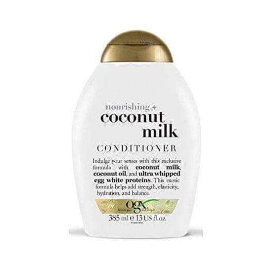 OGX Vyživující kondicioner kokosové mléko 385 ml