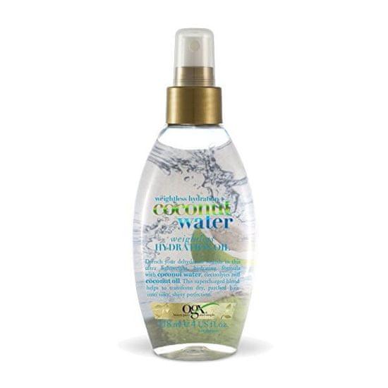 OGX Hydratační olej na vlasy kokosová voda 118 ml
