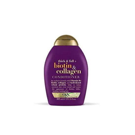 OGX Kondicioner biotin-kolagen 385 ml pro husté a plné vlasy