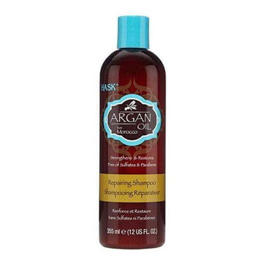 Hask Obnovující šampon - argan.olej 355 ml