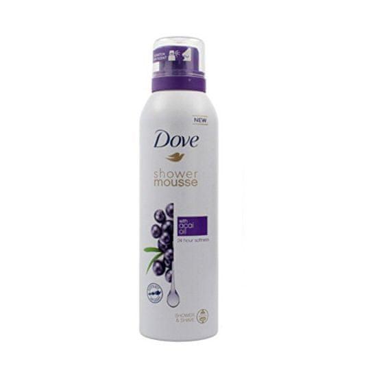 Dove Zuhanyhab acai olajjal Acai Oil (Shower Mousse) 200 ml