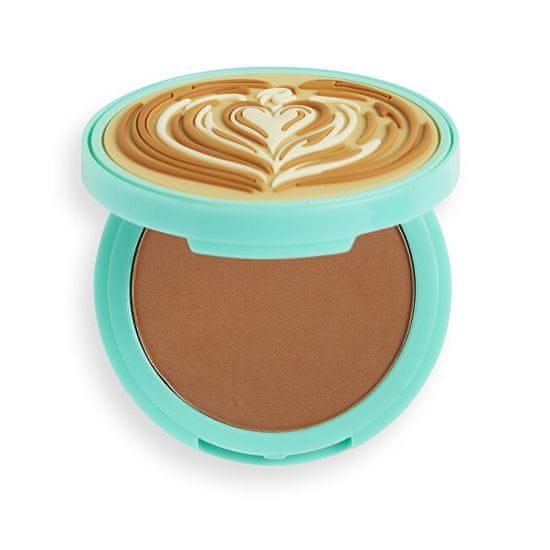 I Heart Revolution Jemný bronzer Tasty Coffee (Bronzer) 6,5 g