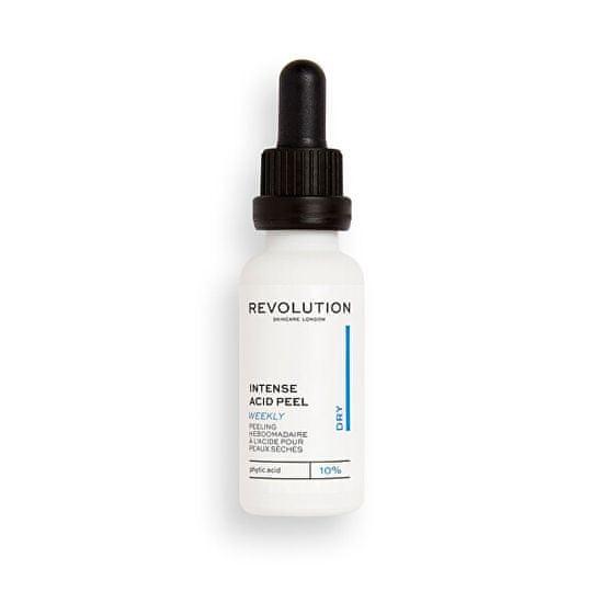 Revolution Skincare Piling Pleť za suho kožo Intenzivno kislinski piling (Peeling Solution) za piling) za nego kože 30 m