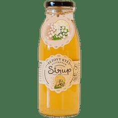 Slaskoukjidlu.cz Sirup bezový květ s citronem - tekuté ovoce v lahvi, 500 ml, citron - bezový květ
