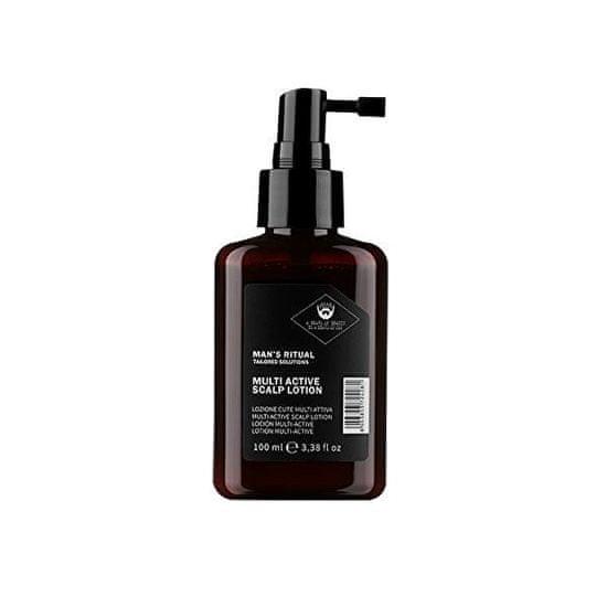Dear Beard Man`s Ritual multiaktívny lotion na starostlivosť o vlasovú pokožku