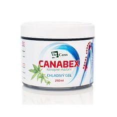 Konopné mazání - chladivý gel 250 ml