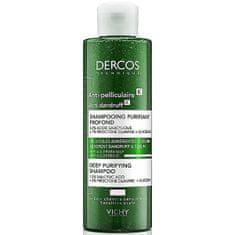 Vichy Šampón proti lupinám s peelingovým efektom Dercos K (Deep Purifying Shampoo) (Objem 250 ml)
