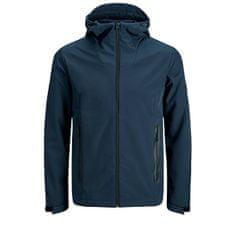 Jack&Jones Moška jakna JJEPEARCE 12173757 Navy Blaze r (Velikost XL)