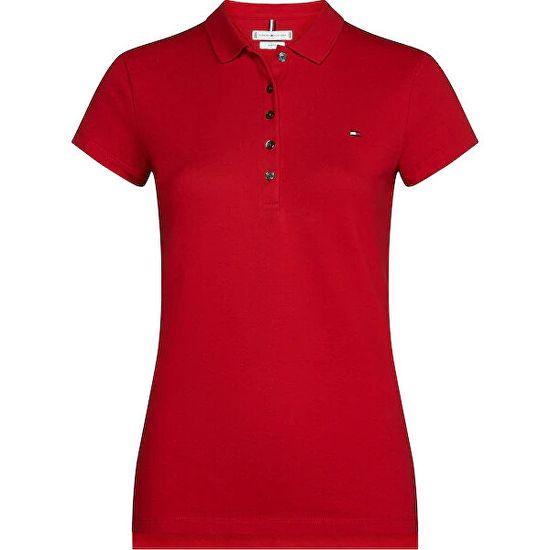 Tommy Hilfiger Damska koszulka polo triko 1M57636661-611
