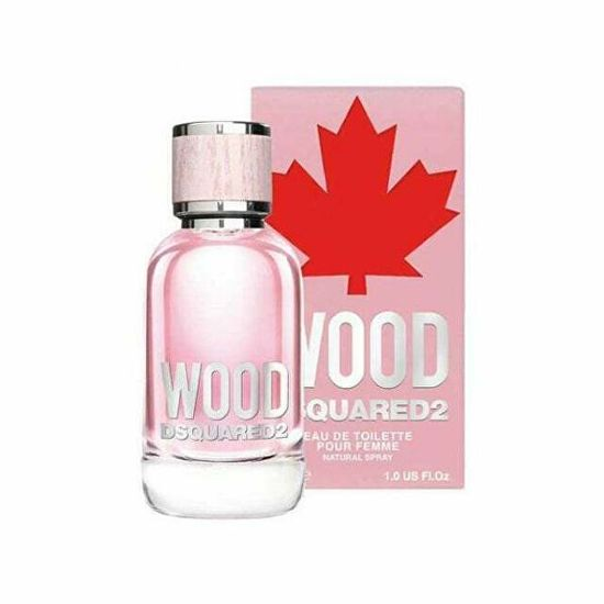 Dsquared² Wood For Her - EDT