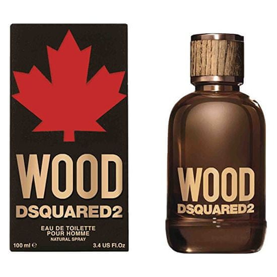 Dsquared² Wood For Him - EDT