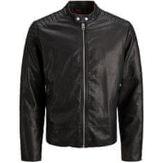 Jack&Jones Moška jakna JORJAMES JAKNA 12177848 Black (Velikost XL)