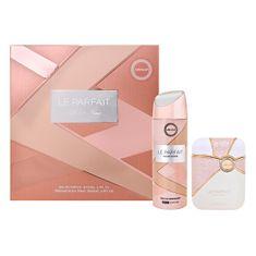 Armaf Le Parfiat Pour Femme - woda perfumowana 100 ml + Dezodorant w sprayu 200 ml