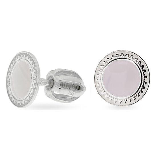 Praqia Apró ezüst fülbevaló NA5334