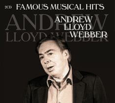 Webber Andrew Lloyd: Famous Musical Hits - The Album - CD