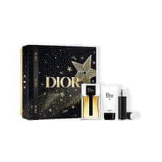 Dior Homme 2020- woda toaletowa 100 ml + żel pod prysznic 50 ml + woda toaletowa 10 ml