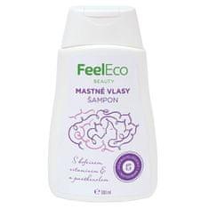 FeelEco Vlasový šampon na mastné vlasy 300 ml