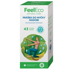 FeelEco Prášek do myčky 860 g