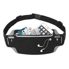Sharks Sport vese táska - fekete