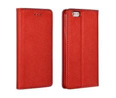 Havana ovitek za Samsung Galaxy S20 Plus, preklopni, rdeč