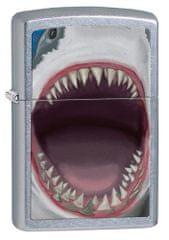 Zippo ZIPPO Zapaľovač 28463 Žraločia Čeľuste